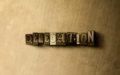The Power of Delegation